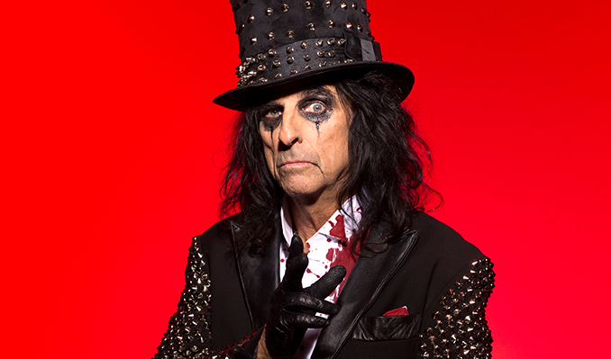 Alice Cooper tickets at Barbara B Mann Performing Arts Hall, Ft Myers