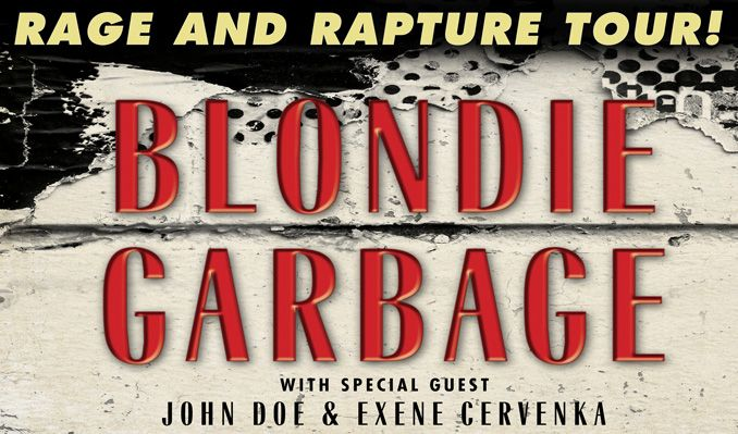 Blondie & Garbage tickets at Santa Barbara Bowl in Santa Barbara