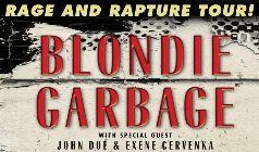 Blondie & Garbage tickets at Santa Barbara Bowl in Santa Barbara