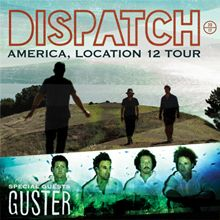 Dispatch tickets at Forest Hills Stadium in Queens