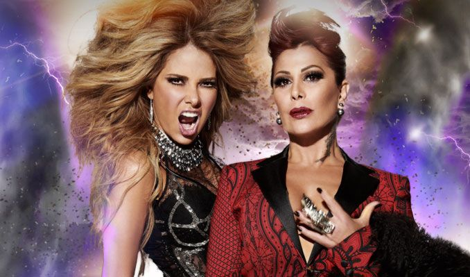 Gloria Trevi vs Alejandra Guzmán tickets at Bellco Theatre in Denver