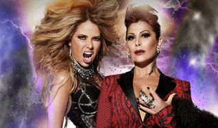 Gloria Trevi vs Alejandra Guzmán tickets at Verizon Theatre at Grand Prairie in Grand Prairie