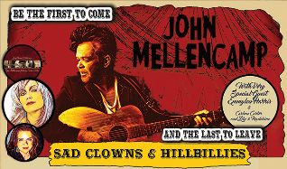 John Mellencamp tickets at Verizon Theatre at Grand Prairie in Grand Prairie