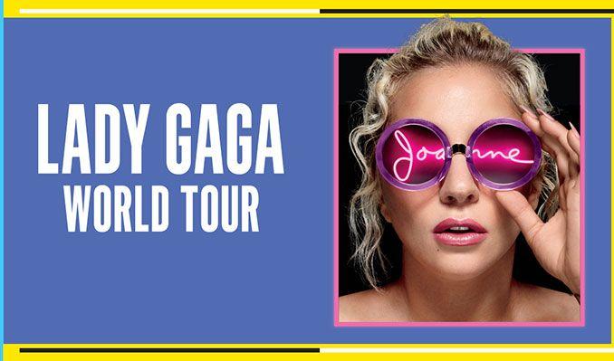 Lady Gaga tickets at Sprint Center in Kansas City