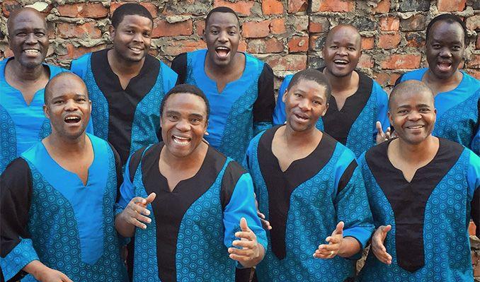 Ladysmith Black Mambazo tickets at Bridge Theatre, London