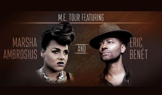 Marsha Ambrosius & Eric Benet tickets at The National in Richmond
