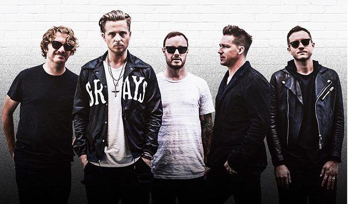 OneRepublic tickets at Fiddler's Green Amphitheatre in Greenwood Village