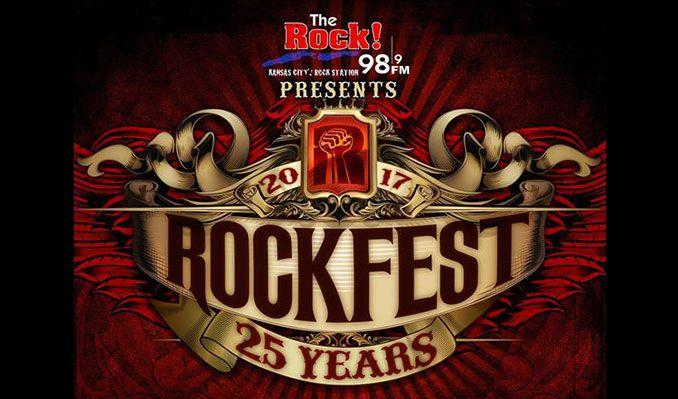 Rockfest 2017 tickets at Kansas Speedway in Kansas City