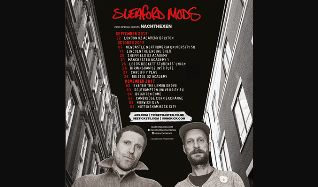 Sleaford Mods tickets at The Nick Rayns LCR, UEA in Norwich