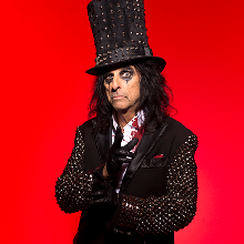 Spend The Night with Alice Cooper tickets at Rabobank Theater in Bakersfield