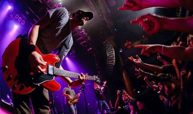 Streetlight Manifesto tickets at Ogden Theatre in Denver