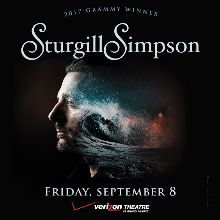 Sturgill Simpson tickets at Verizon Theatre at Grand Prairie in Grand Prairie