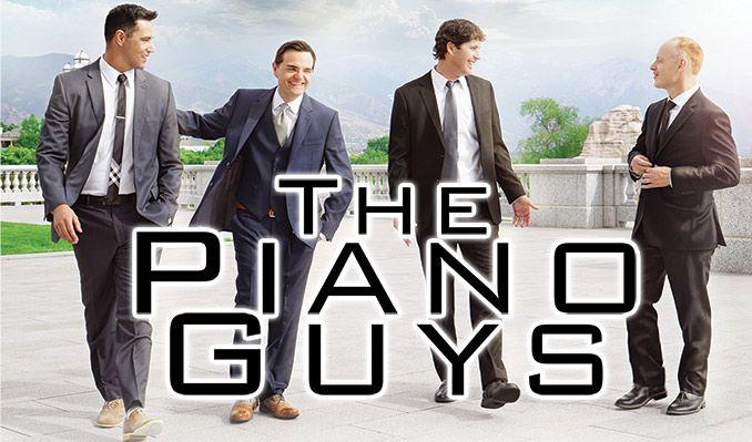 ThePianoGuys tickets at Verizon Theatre at Grand Prairie in Grand Prairie