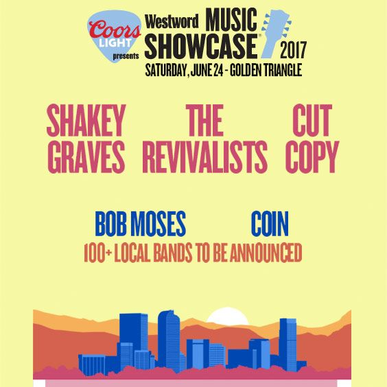 Westword Music Showcase