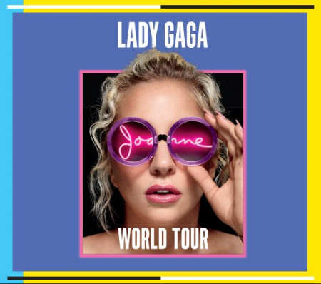Lady Gaga Joanne 2017 World Tour