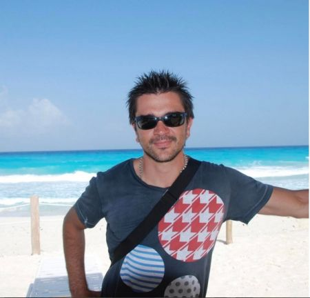 Juanes in Cancun, Mexico