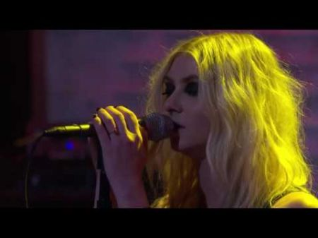 "Watch: The Pretty Reckless tear through 'Take Me Down"" on 'Conan'"