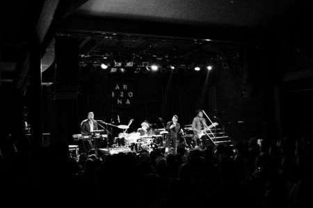 Arizona perform at the Music Hall of Williamsburg on Tuesday