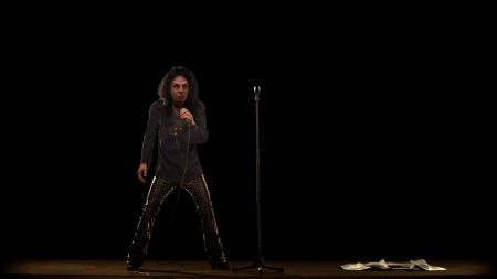 Thanks to Eyellusion, fans will get to experience the Ronnie James Dio Hologram live, on the upcoming Dio Disciples tour.