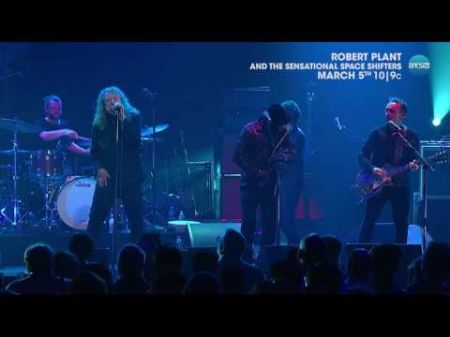 Watch: Robert Plant rock 'Whole Lotta Love' on upcoming AXS-TV concert special