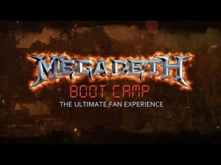 Dave Mustaine shares details on Megadeth's Boot Camp fan experience