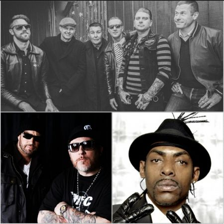 ShamrockFest 2017 must-see acts Dropkick Murphys, House of Pain and Coolio