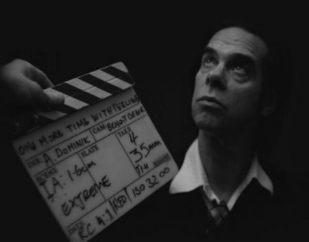 Nick Cave's 'One More Time with Feeling' launches on DVD & Blu-Ray