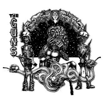 Cleveland punk legends The Guns are back on repressing of 2012 double-LP retrospective.