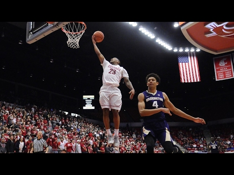 Washington State Cougars men's basketball rewind ahead of 2017 Pac-12 Tournament