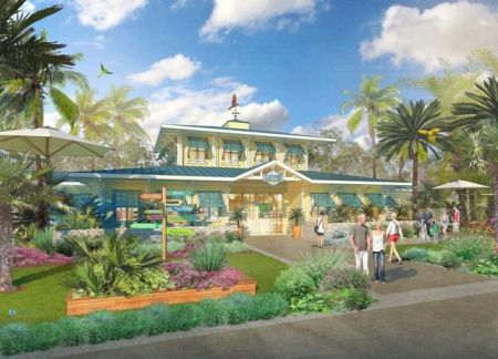 Jimmy Buffett will be wasting away his own style of retirement communities, when he breaks ground on Latitude Margaritaville in 2018.