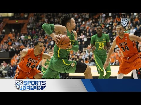 Oregon Ducks men's basketball rewind ahead of 2017 Pac-12 Tournament