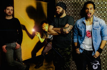 Exclusive premiere: Psychocide's album stream of debut record, 'Alcohol and Bad Decisions'