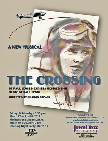 """""""The Crossing"""" opens March 17 at the Jewel Box in Poulsbo."""