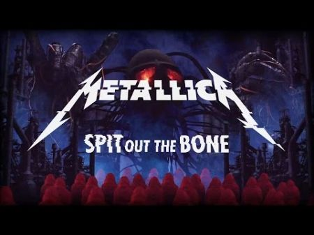 Watch: Metallica releases behind-the-scenes footage of their video 'Spit Out The Bone'