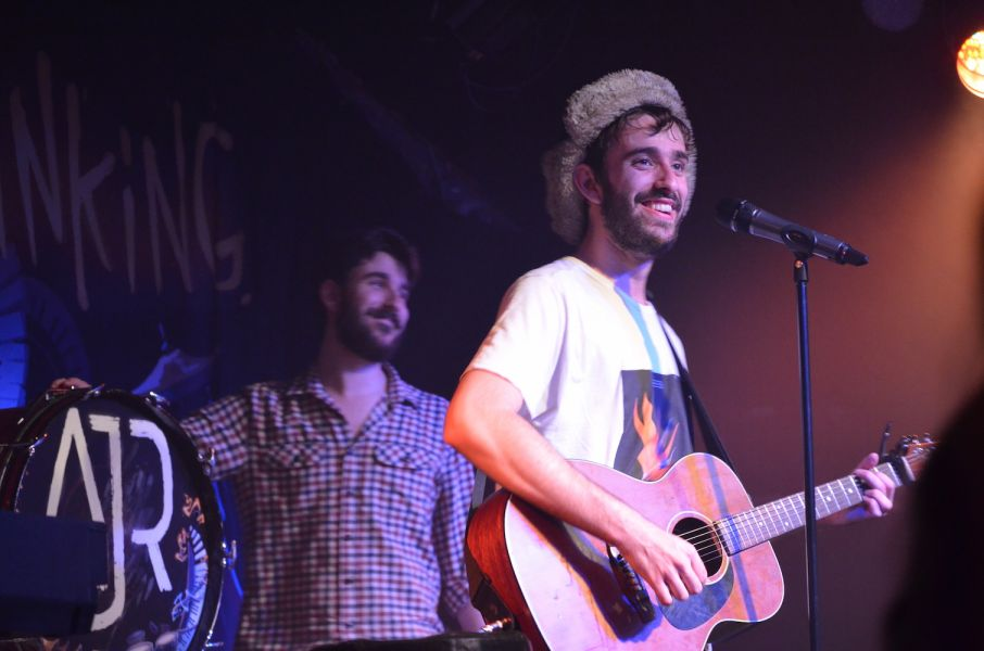 Review: AJR brings joy to DC fans at March 7 Jammin Java