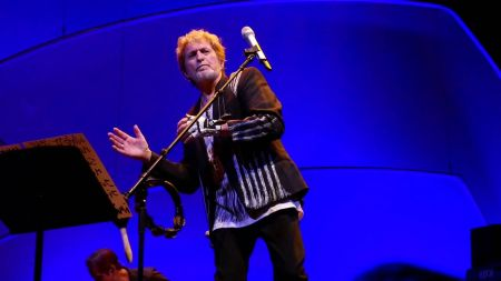 Yes to reunite with ex-singer Jon Anderson for Rock Hall performance