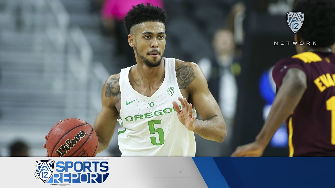 Pac-12 Men's Basketball Tournament Session 3 recap: Ducks roll while Golden Bears clip Utes