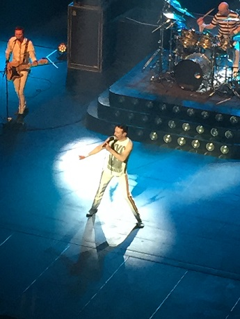 One Night of Queen by Gary Mullen and the Works at Ames Center in Burnsville, Minnesota on March 8, 2017