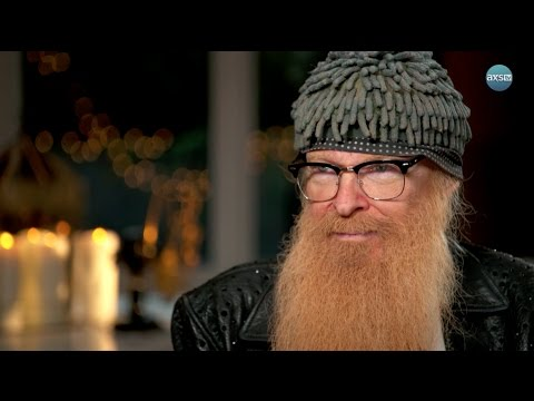 Billy Gibbons Talks ZZ Top's Hit 'La Grange' During AXS TV's 'The Big Interview with Dan Rather'