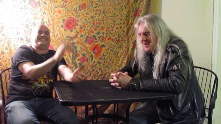 Interview: 'Into the Pit' with Saxon vocalist Biff Byford