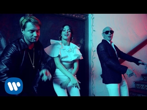 Pitbull takes Havana in 'Hey Ma' music video with J Balvin and Camila Cabello
