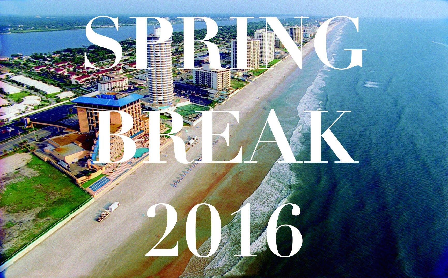 Best Events In Daytona Beach For Spring Break 2017