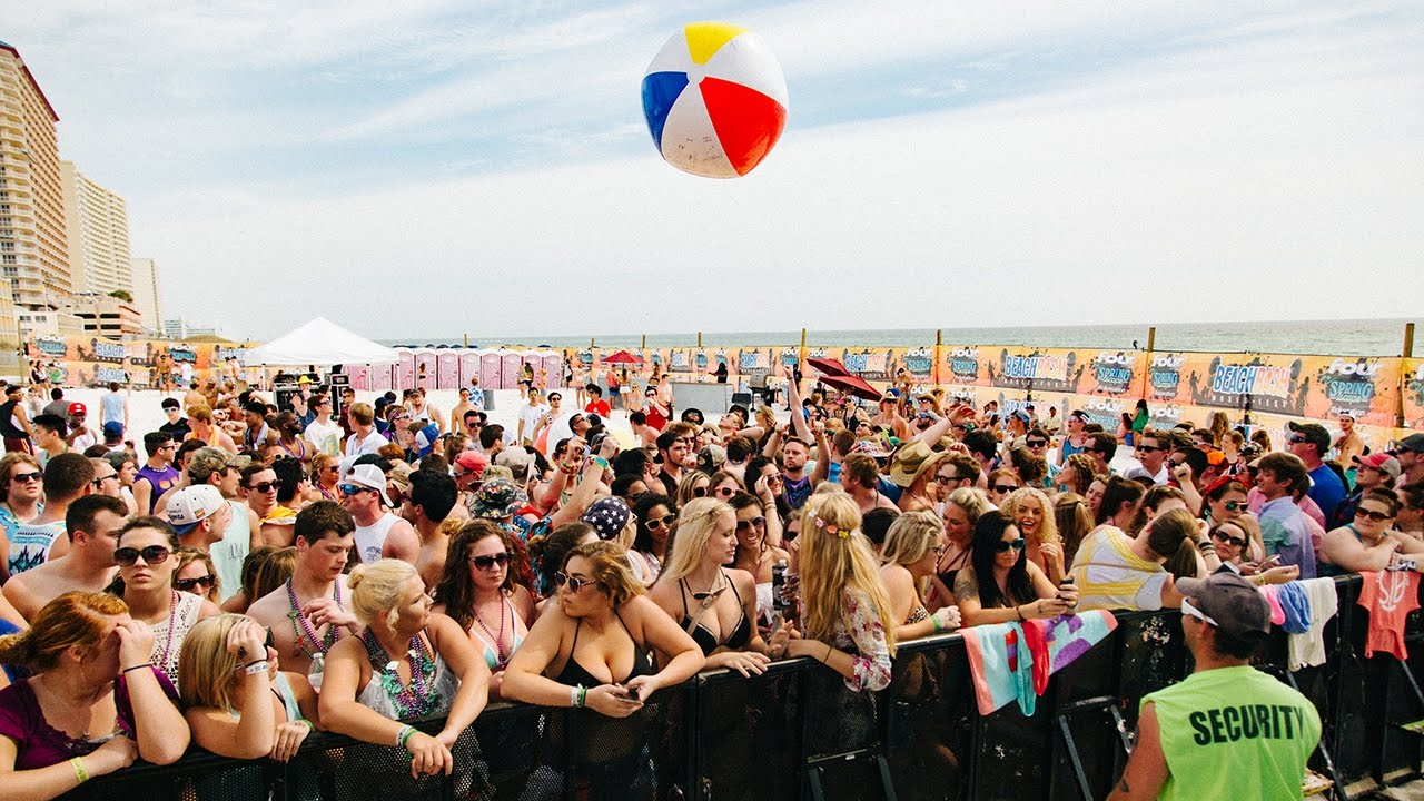 Best Events In Panama City Beach For Spring Break 2017