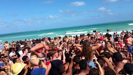 Best events in Miami and Ft. Lauderdale for Spring Break 2017