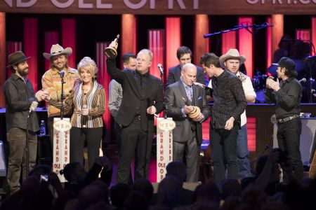 Dailey & Vincent at the Opry