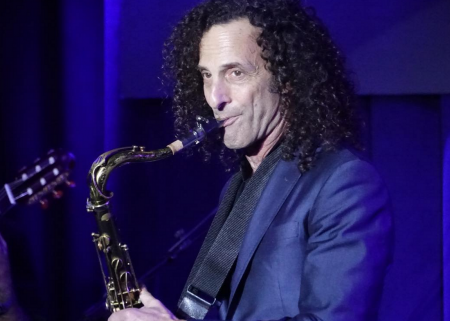 Kenny G will perform at the City National Grove of Anaheim on March 30. Get tickets right here on AXS
