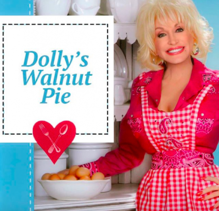 Dolly Parton shared the recipe of her favorite walnut pie on Tuesday in honor of Pi Day.