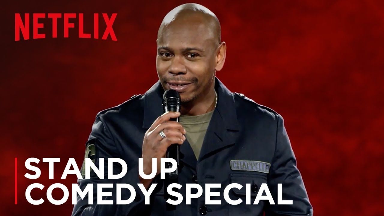 Get a sneak peek at Dave Chappelle's Netflix stand-up specials in new trailer with music by A Tribe Called Quest