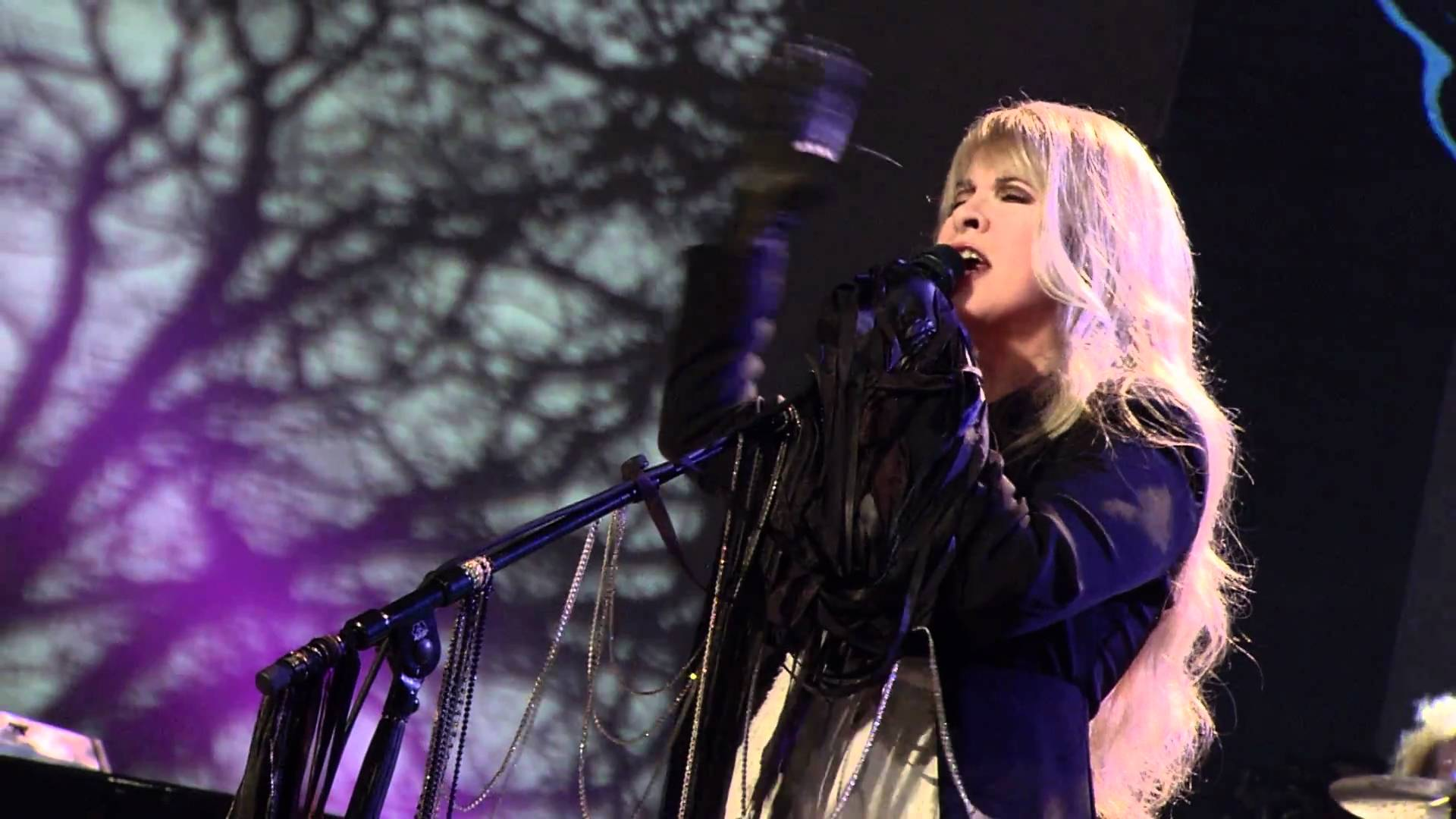 Stevie Nicks says she will never retire, plans to stay young forever