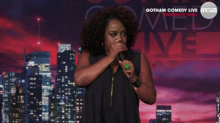 Sherri Shepherd to host 'Gotham Comedy Live' on AXS TV, March 16